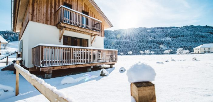 Traumchalet von Alps Residence im Feriendorf Murau