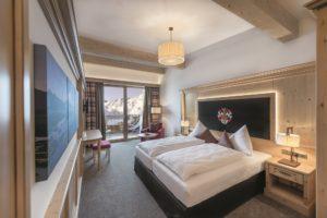 Hotel Riml Schlafzimmer