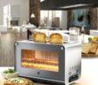Gightech Toaster mit Glas Sichtfenster