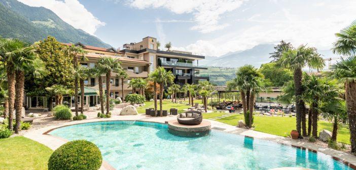DAS DORNER in Algund/Südtirol - Pool