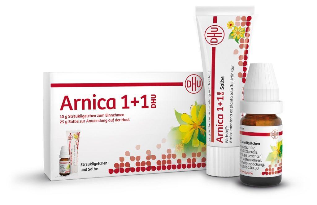 Arnica 1+1 Packshot