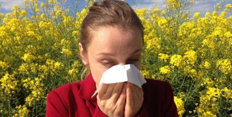 Bepanthen® Augen- und Nasensalbe – Die Schutzschicht gegen Pollen