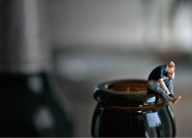Austellung: Blau am Rand (Foto © DAK Gesundheit)